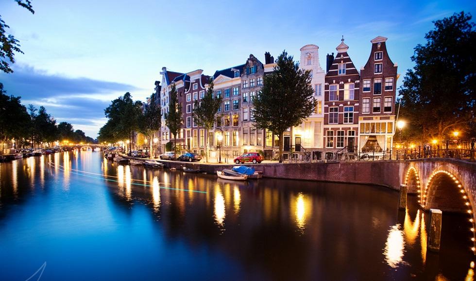 Амстердам, Canal Kejzersgraht