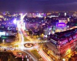 Вечерний Бухарест