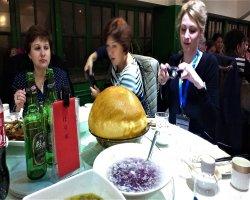 Обед Китайской кухни