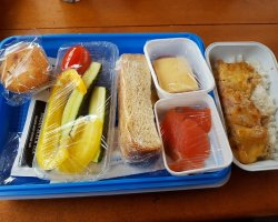 Обед во время экскурсии