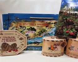 Сувениры из Иркутска