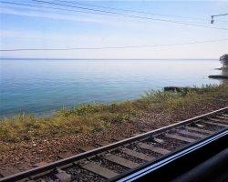 Из окна поезда РОССИЯ. Путешествие по Транссибирской магистрали.