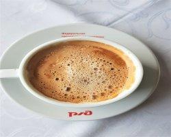 Ароматный кофе для пассажиров!