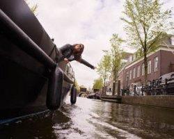 По каналам Амстердама