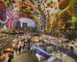 Market Hall в Роттердаме