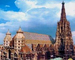 Вена, собор св. Стефана