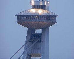 Обзорная площадка НЛО в Братиславе
