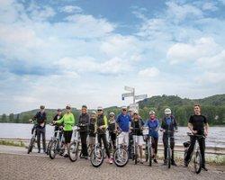Велосипедная прогулка-Боппард