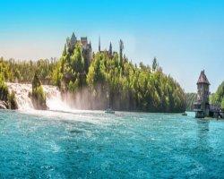 Рейнские водопады