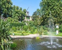парк Дворца Сан-Суси