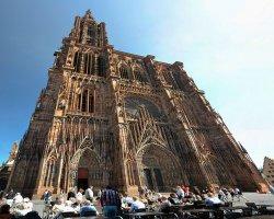 Кафедральный собор в Страсбурге
