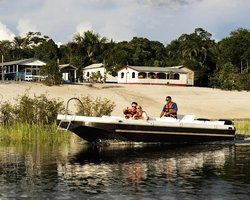 Экскурсия на лодках
