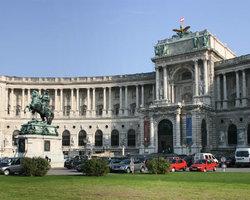 Вена, Дворец Хофбург