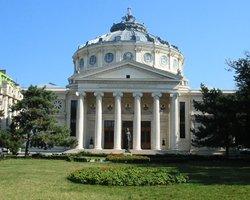 Концертный зал Атениум, Бухарест