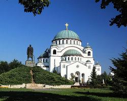Белград, храм св. Саввы
