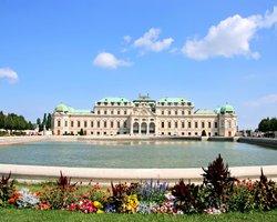 Вена, Дворец Бельведер