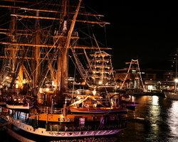 Морской фестиваль в Руане