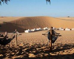 Сенегал Экскурсия ночь в Пустыне