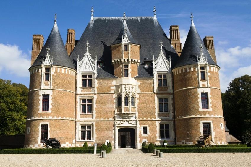 Замок Мартенвиль