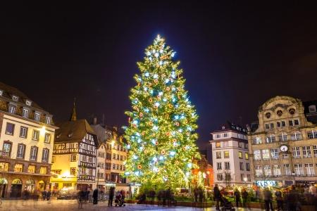 Страсбург. Рождественская ярмарка
