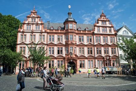 Майнц.Музей Гутенберга