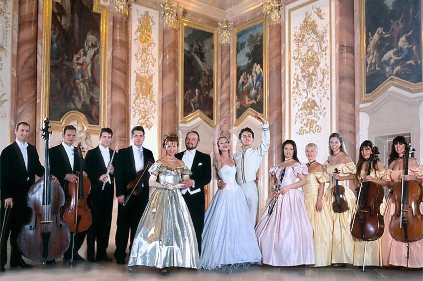 Концерт классической музыки в Вене