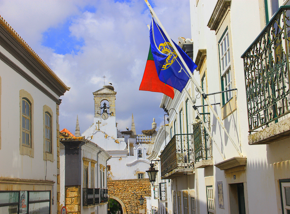 Фаро. Португалия
