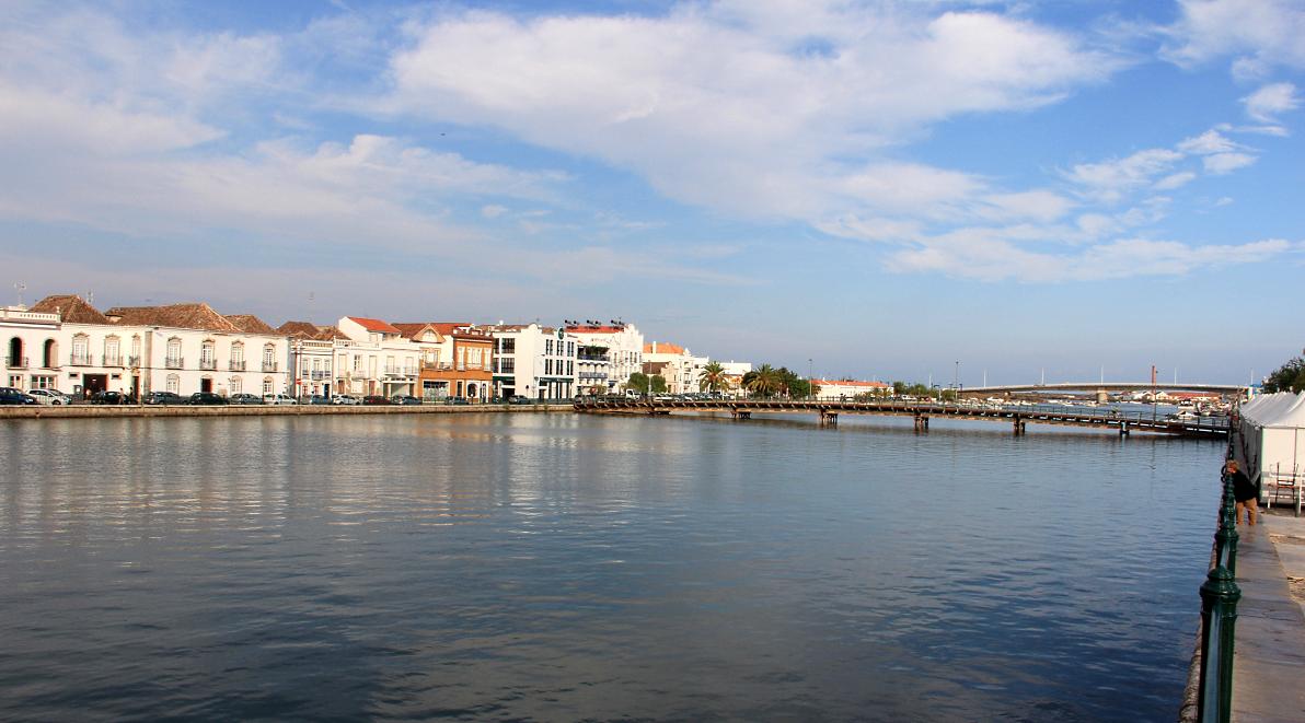 Тавира. Португалия
