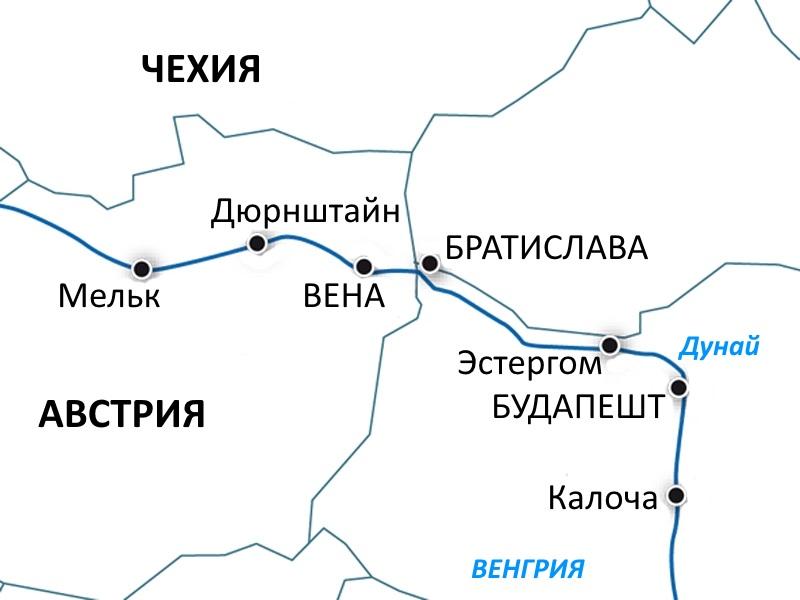 Жемчужины Дуная