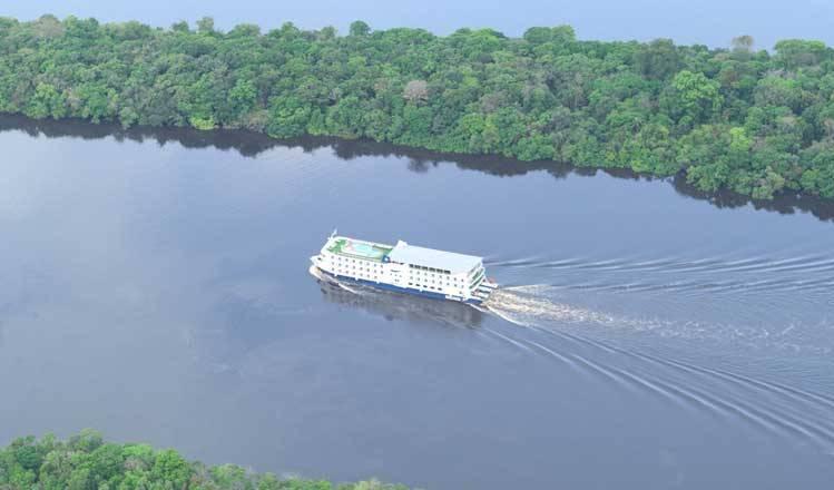 Теплоход IBEROSTAR GRAND AMAZON