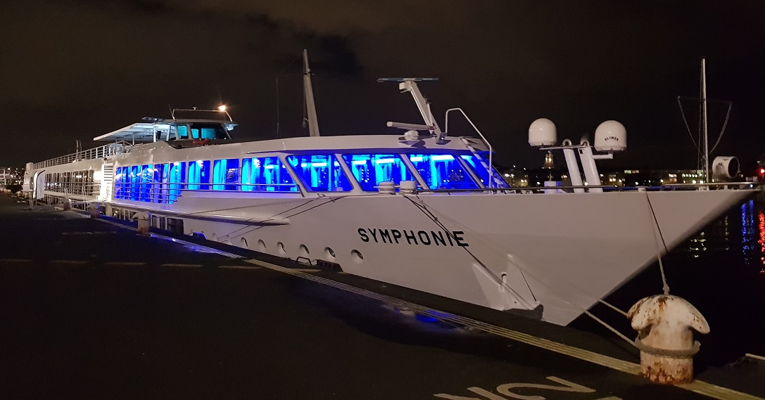 Теплоход SYMPHONIE II