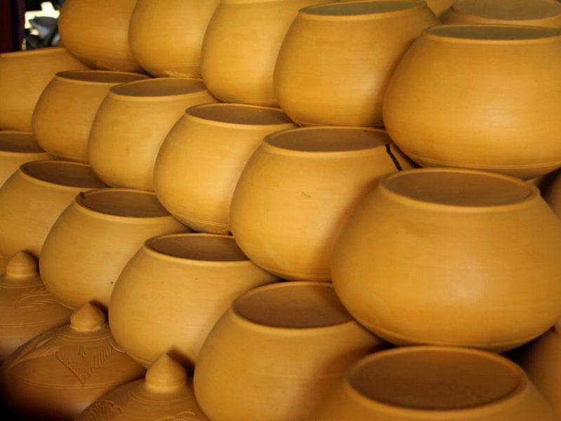 Кампонг Чнанг - Порт Глиняной посуды