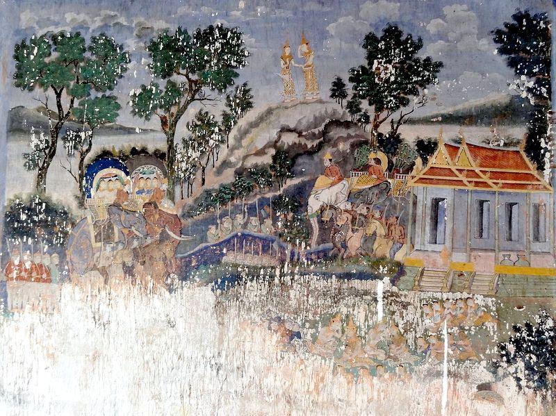 пагода Ват Кампонг Тралач Леу
