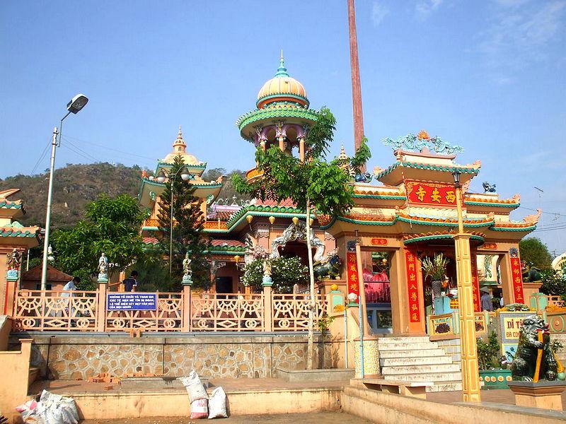 пагода Пхат Тхат Тей