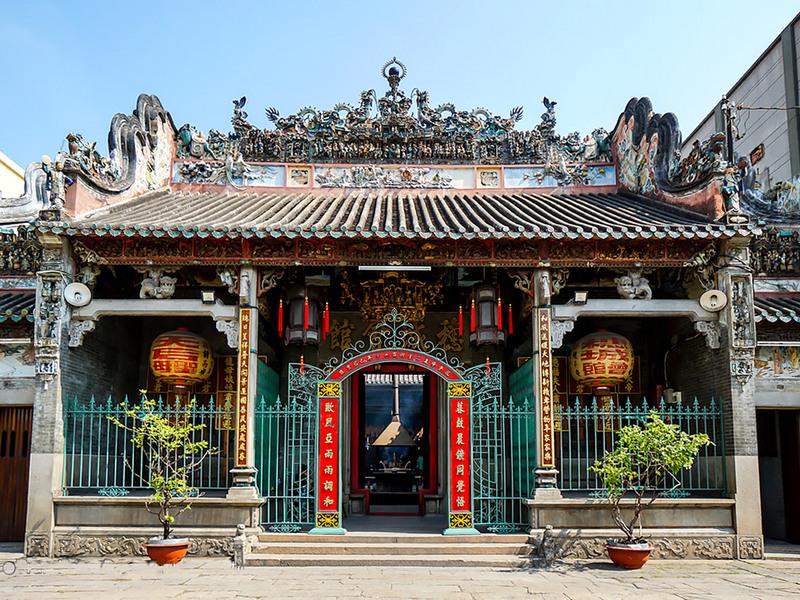 Пагода Тхин Хау.