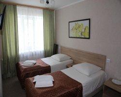 Псков, гостиница Ольгинская, Двухместный номер со всеми удобствами.