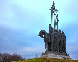 Памятник Ледовое побоище