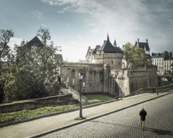 Замок Бретань