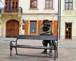 Ратушная площадь в Братиславе