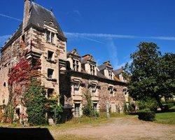 Замок Ансени