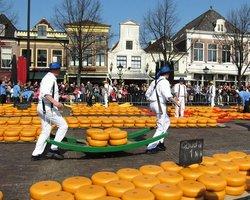 Сырный фестиваль в Акмааре