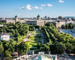 Вена, Народный парк