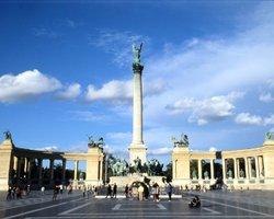 Будапешт, Площадь Героев